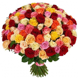 101 розa MIX